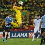 Argentina derroto 3-2 a Uruguay3