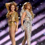 Increíble espectáculo de Shakira y Jennifer López en Super Bowl