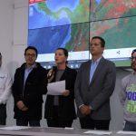 Distrito declara alerta amarilla por calidad del aire en zona del suroccidente de la ciudad