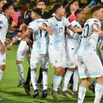 Seleccionado Sub-23 de la Argentina cierra campaña ante Brasil