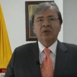 Carlos Holmes Trujillo, MinDefensa