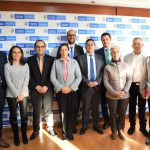El viceministro de Agua, Jose Luis Acero, participó en la sesión del Consejo Nacional del Agua, en el que confluyen 7 entidades del orden Nacional.