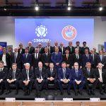 El Consejo de la CONMEBOL y el Comité Ejecutivo de la UEFA