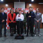 Alcaldesa Claudia López sobre anuncio de Paro Armado por parte del ELN2