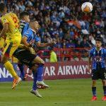 Huachipato venció 1-0 a Deportivo Pasto en el estadio Huachipato-CAP Acero de Talcahuano por la ida de la primera ronda de la Copa Sudamericana 2020.
