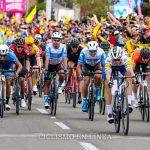 Juan Sebastián Molano completa tripleta al ganar la quinta etapa del Tour Colombia 2.1
