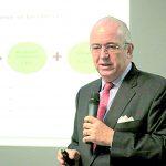 Jens-Mesa-Dishington,presidente ejecutivo de la Federación Nacional de Cultivadores de Palma de Aceite (Fedepalma),