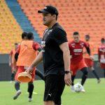 El técnico Aldo Bobadilla analiza su plantel para definir cómo afronta los partidos de la Liga y de la Libertadores.