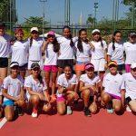 Los mejores tenistas de 12 y 14 años en busca de los Sudamericanos