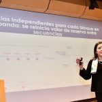 MINTIC, Sylvia Constaín, anunció que la empresa Partners deberá pagar 42 mil millones de pesos