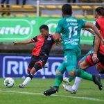 La Equidad goleó 4-1 a Cúcuta