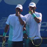Juan Sebastián Cabal y Robert Farah. Foto: Match Tenis.