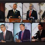 Corte Suprema de Justicia elige siete magistrados