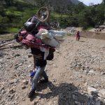 Recorridos que he realizado durante estos días del desastre en Piedecuesta Santander (3)