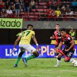 Bucaramanga derrotó 1-0 a Cúcuta y se quedó con el clásico del oriente colombiano (4)