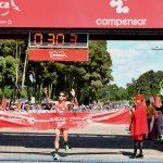 Nicolás Herrera ganador de la octava versión del Run Tour Avianca 2020