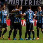 América de Cali empezó con pie izquierdo su debut en la Copa Libertadores al caer 0-2 ante el Gremio de Brasil 03032020 (6)