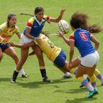 La Selección Colombia de Rugby Femenino
