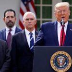 Trump declara el estado de emergencia nacional