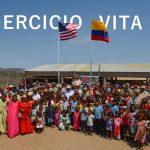 Comunidad wayúu de la Alta Guajira recibió visita del Gobierno Nacional y de los Estados Unidos