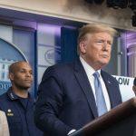 Trump dice que pandemia por coronavirus podría llevar al país a una recesión