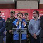 La alcaldesa Claudia López dio a conocer el decreto con las medidas de cumplimiento obligatorio para el simulacro de aislamiento de Bogotá
