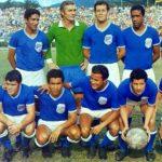 Guzman, Chonto, Amadeo, Finot Castaño, Rodrigo Gómez, Pacho García,Alejandro Brandon y bombillo Castro.