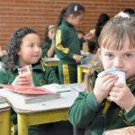 Bogotá entregó más de 646 mil refrigerios en la primera semana de clases no presenciales