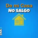 DE-MI-CASA NO SALGO