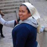 Religiosa Johana Rivera