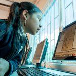 Imagen alusiva a competencias digitales en los colegios públicos