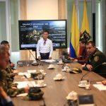 Alcaldesa de Bogotá presento balance de Seguridad del primer trimestre del 2020