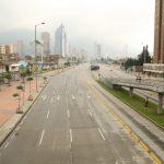 Simulacro de cuarentena en Bogotá3