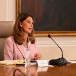 Vicepresidentea.Martha Lucía Ramirez