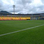 Estadio el Campin  de Bogotá.Foto Sandra Milena Salazar A.