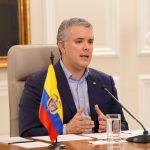Presidente Ivan Duque-Especial televisivo 'Prevención y Acción' - 17 de abril
