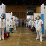 Bogotá abre las puertas del Centro Hospitalario Transitorio de Corferias20042020 (8)