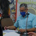 Luis Alberto Balsero Contreras,alcalde del municipio de Calarcá