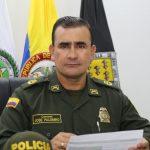 oronel José Luis Palomino Comandante Policía en Cúcuta