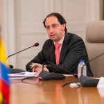 El Ministro de Comercio, Industria y Turismo, José Manuel Restrepo Abondano