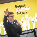 Bogotá Solidaria en Casa