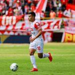 Jhon Velasquez ,Santa fe derroto 2-0 a Patriotas 16022020-4