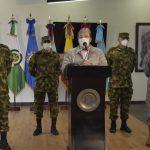El Comando General de las Fuerzas Militares, tiene aperturada una investigación disciplinaria y a su vez delegó a la Inspección General para adelantar una verificación de procesos y protocolos que debe cumplir la inteligencia: Carlos Holmes Trujillo