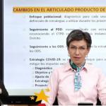 Alcaldesa Claudia López,presentó plan de desarrollo ante el Concejo 2020-05-02 (1)