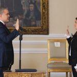 Karen Abudinen se posesionó como nueva Ministra de las TIC.Presidencia de la República,