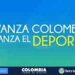 Avanza Colombia, Avanza deporte