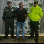 Alias 'Gallero'.Foto Policía de Sucre