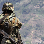 Soldado colombiano