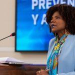 ministra de Ciencia, Tecnología e Innovación Dra Mabel Torres