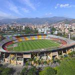 Estadio Atanasio Girardot .Foto Inder Medellín